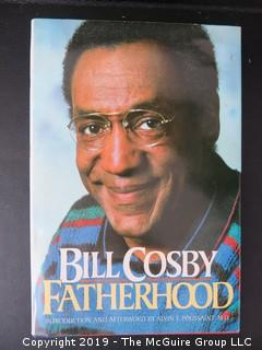 "Book Title: ""Bill Cosby - Fatherhood""; Doubleday and Co.; 1986"