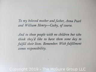 """Book Title: """"Bill Cosby - Fatherhood""""; Doubleday and Co.; 1986"""