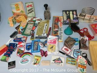 M-C collection including ephemera