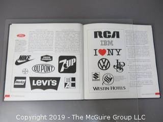 "Book Title: ""How to Design Trademarks and Logos""; authored by John Murphy and Michael Rowe; 1988; published by Quarto"