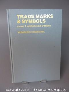"Book Title: ""Trademarks and Symbols, Vol. 1: Alphabetical Designs""; authored by Yasaburo Kuwayama; 1973; published by Van Nostrand Reinhold Co., New York"