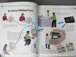 "Book Title: ""How Desktop Publishing Works"" ; authored by Pfiffner and Fraser; 1994; Ziff-Davis Press"