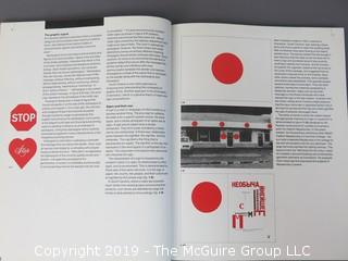 "Book Title: ""Type and Image: The Language of Graphic Design""; authored by Philip B. Meggs; published by Van Nostrand Reinhold, New York; First Edition; 1989"
