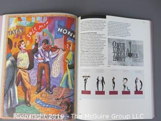 """Book Title: """"Type and Image: The Language of Graphic Design""""; authored by Philip B. Meggs; published by Van Nostrand Reinhold, New York; First Edition; 1989"""