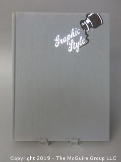 "Book Title: ""Graphic Style: From Victorian to Post-Modern""; authored by Steven Heller and Seymour Chwast; published by Harry N. Abrams, New York; ""; 1988"