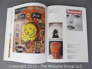 "Book Title: ""AIGA Graphic Design USA: 15 -The Annual of the American Institute of Graphic Arts""; published by Watson-Guptill, New York;  1994  WILL SHIP"