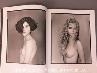 "Book Title: ""Nudes""; Creative Director E. Martin Pedersen; published by Graphics Press Corp; 1992  WILL SHIP"