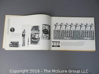 "Book Title: ""Package Design: The Force of Visual Selling""; authored by Latislav Sutnar;  published by Arts, Inc.; 1953"