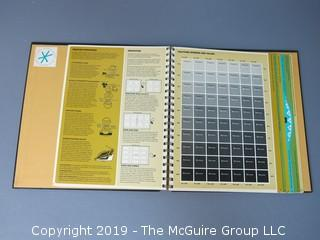 "Book Title: ""Graphics Master: A Workbook of Planning Aids, Reference Guides and Graphic Tools for the Design, Estimating, Preparation and Production of Printing and Print Advertising""; authored by Dean Phillip Lem; published by Dean Lem Associates; 1974"
