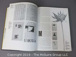 "Book Title: ""Graphic Design USA: 10; The Annual of the American Institute of Graphic Arts; published by Watson-Guptill; 1989 WILL SHIP"