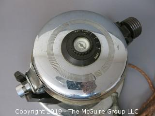 Twin-O-Matic Electric Waffle Maker; designed by Karl Ratliff; 1937; by Manning Bowman and Co.