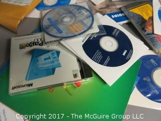 Collection of Vintage Software