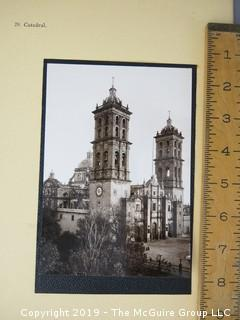 (8) Vintage B & W photos from Enrique A. Cervantes; Mexico; Taxco; 1933