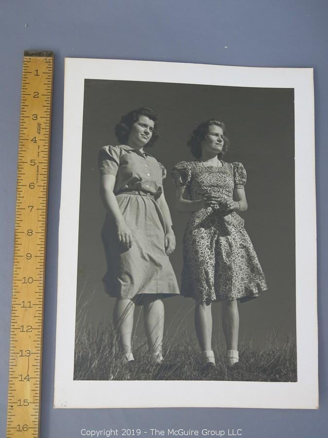 Historical Ephemera and Photographic Online Auction