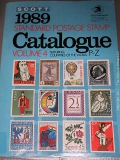 Scott's Stamp Resource Books