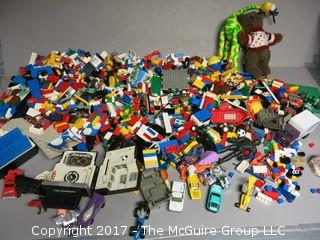 Collection including Legos