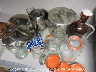 Collection including kitchenware
