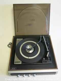 SD Diamond Stylus Three Speed Auto Changer Turntable with Cover