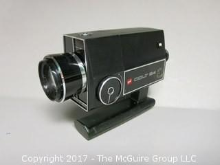 Colt GAF 8mm movie camera