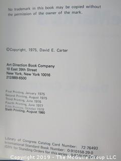 "Book: ""The Book of American Trade Marks: Vol. III; by David E. Carter"
