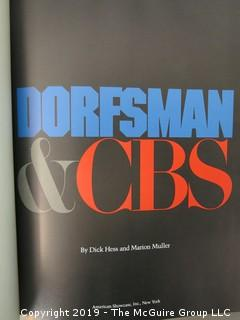 "Book: ""Dorfsman CBS""; by Dick Hess and Marion Muller"