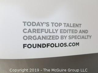 """Book: """"FoundFolios.com"""""""