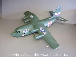 Plastic C-130