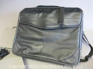 Toshiba Satellite Pro Laptop, Accessories and carrying bag