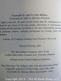"Book: ""St. Fidgeta & Other Parodies""; by John Bellairs"