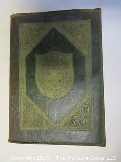 """Book: """"Droll Stories"""", by Balzac, printed in USA by Ferris Printing Co and published by Walter J. Black Inc., New York"""