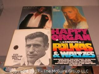 Collection of 78's