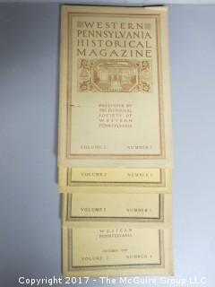 Collection of Historical Journals