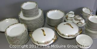 Limoges - 82 pieces