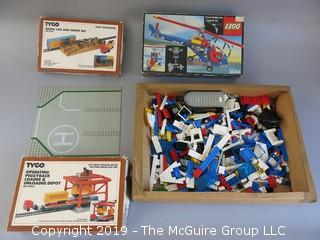 Vintage Lego's and Tyco