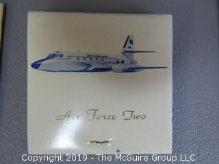 Collection of Ephemera including Air Force II Matchbook