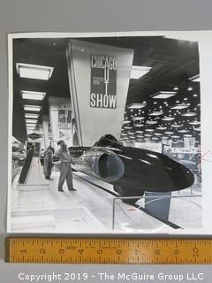 """The Spirit of America""; 1964 Chicago Auto Show"