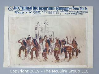"""""""The Mutual Life Insurance Company of New York"""";"""