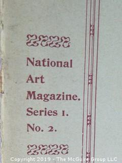 National Art Magazine; 1894; published by the National Art Co.
