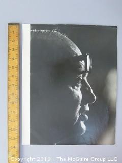1968 Photo of John Bailey, 1968 Democratic National Chairman; photo by Arthur Rickerby