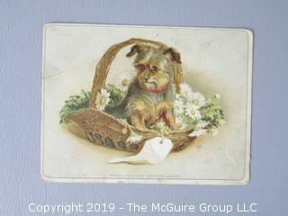 Collection of Vintage Greeting Cards