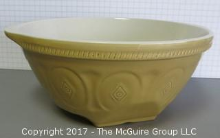 "Large ceramic bowl 12"" diameter; 6"" tall"