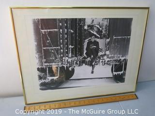 Framed Print Under Glass