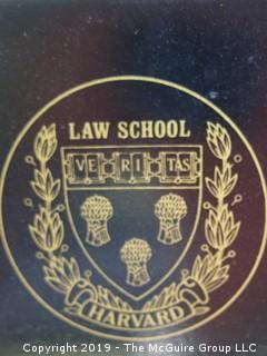 Harvard Law School Captains Chair