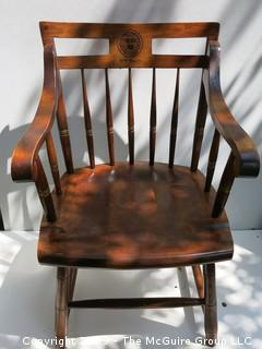 Harvard Captains Chair
