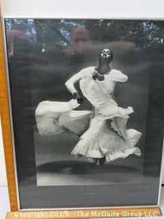 Framed Poster Under Glass