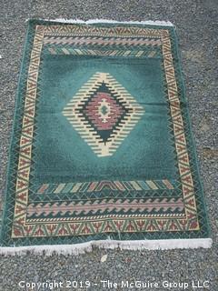 "Carpet; 63 x 94"""