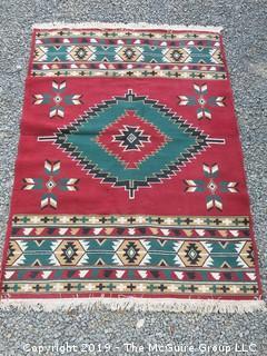 "Carpet; 63 x 96"""
