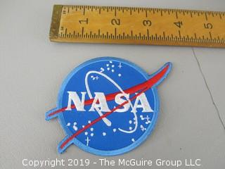 Official NASA Shoulder Patch