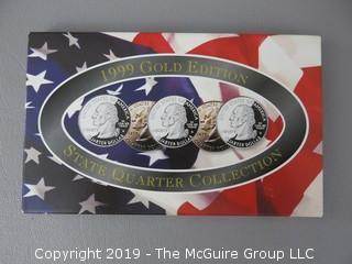 1999 Gold Edition; State Quarters