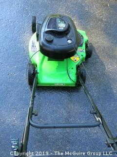 Lawn-Boy Silver-Pro Dura Force Commercial Grade 6.5 HP Walk Behind Lawnmower; runs but needs tuneup